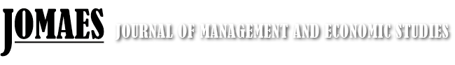 Journal of Management and Economic Studies